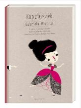 Kopciuszek - Gabriela Mistral | mała okładka