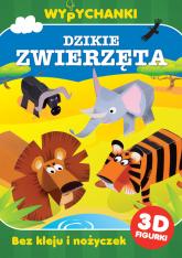 Wypychanki Dzikie zwierzęta - praca zbiorowa | mała okładka