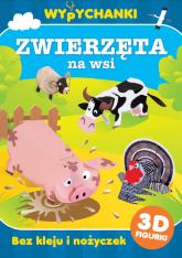 Wypychanki Zwierzęta na wsi - praca zbiorowa | mała okładka