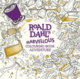 Roald Dahl's Marvellous Colouring-Book Adventure - Roald Dahl | mała okładka