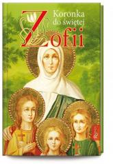Koronka do świętej Zofii - Małgorzata Pabis | mała okładka