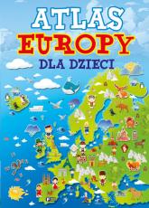 Atlas Europy dla dzieci -  | mała okładka