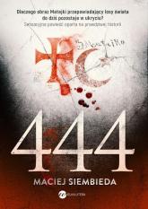 444 - Maciej Siembieda | mała okładka