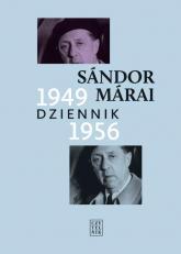 Dziennik 1949-1956 - Sandor Marai | mała okładka