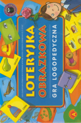 Loteryjka obrazkowa Gra logopedyczna -    mała okładka