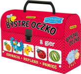 Kuferek Bystre oczko -  | mała okładka