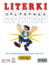 Literki Układanka -  | mała okładka