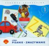 Pisanie-zmazywanie 1 Literki Zabawka edukacyjna -  | mała okładka