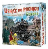 Wsiąść do Pociągu: Europa -    mała okładka