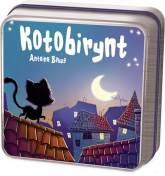Kotobirynt - Antoine Bauza | mała okładka