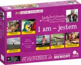 Edukacyjne memory  językowe I am jestem - Beata Pawlikowska | mała okładka
