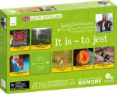 Edukacyjne memory  językowe It is to jest - Beata Pawlikowska | mała okładka