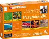 Edukacyjne memory  językowe przymiotniki - Beata Pawlikowska | mała okładka