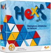 Hexx Najszybsza układanka na świecie - Rene Bron   mała okładka