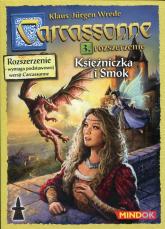 Carcassonne Księżniczka i smok - Klaus-Jurgen Wrede   mała okładka