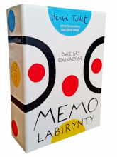 Memo Labirynty - Herve Tullet | mała okładka