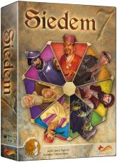 Siedem Gra planszowa - Jason Tagmire | mała okładka