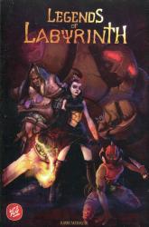 Legends of Labyrinth - Kamil Matuszak | mała okładka
