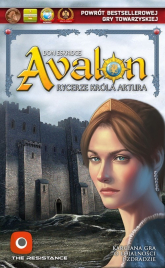 Avalon Rycerze Króla Artura -  | mała okładka