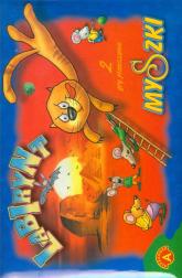 Myszki Labirynt 2 gry planszowe -    mała okładka