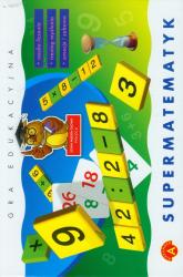 Supermatematyk -  | mała okładka