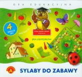 Sylaby do zabawy -  | mała okładka