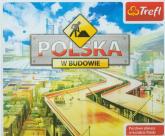 Polska w budowie - Piotr Milewski | mała okładka