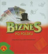 Biznes po polsku Strategiczna gra planszowa -  | mała okładka