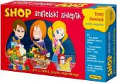 Shop Angielski sklepik Gra edukacyjna -  | mała okładka
