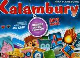 Kalambury Gra planszowa -    mała okładka