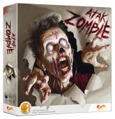 Atak zombie - Piotr Pieńkowski | mała okładka