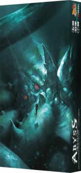Abyss Kraken - Bruno Cathala, Charles Chevallier | mała okładka