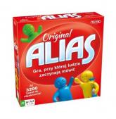 Alias -    mała okładka