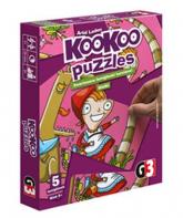 KooKoo Puzzles Bajki - Ariel Laden | mała okładka