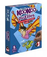 KooKoo Puzzles Latanie - Ariel Laden | mała okładka