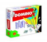 2w1 Domino Bierki -  | mała okładka