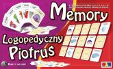 Logopedyczny Piotruś Zestaw 3 Memory 8 talii kart na głoski: P B K G T D F W -  | mała okładka