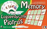 Logopedyczny Piotruś Zestaw 2 Memory 8 talii kart na głoski:  Ś Ź Ć DŹ L TR R L-R -  | mała okładka