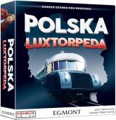 Polska Luxtorpeda Bardzo szybka gra rodzinna - Reiner Knizia | mała okładka