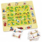 Znajdź drogę Puzzle supełki -  | mała okładka