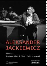 Aleksander Jackiewicz -    mała okładka