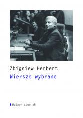 Wiersze wybrane+ CD - Zbigniew Herbert | mała okładka