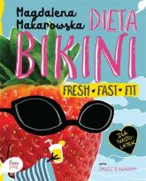 Dieta bikini - Magdalena Makarowska | mała okładka