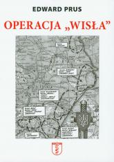 Operacja Wisła - Edward Prus | mała okładka