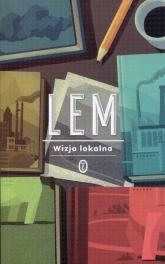 Wizja lokalna - Stanisław Lem | mała okładka