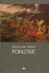 Pokłosie O literaturze i kulturze współczesnej - Bolesław Faraon | mała okładka