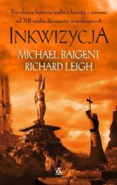 Inkwizycja - Baigent Michael, Leigh Richard   mała okładka