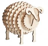 Animal Puzzle owca -    mała okładka