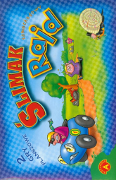 Rajd samochodowy Ślimak 2 gry planszowe -    mała okładka