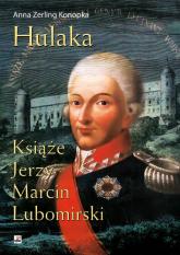 Hulaka Książę Jerzy Marcin Lubomirski - Alina Zerling-Konopka | mała okładka